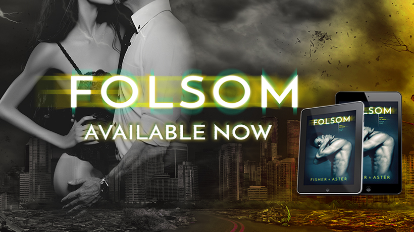 Release Day: Folsom by Tarryn Fisher and Willow Aster