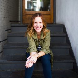 Rachel Hollis Author